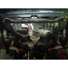 Hyundai Trajet (cover under the engine and gearbox) - Metal sheet