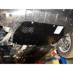 Hyundai Tucson (cover under the engine and gearbox) - Aluminium
