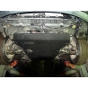 Hyundai XG (cover under the engine and gearbox) - Metal sheet