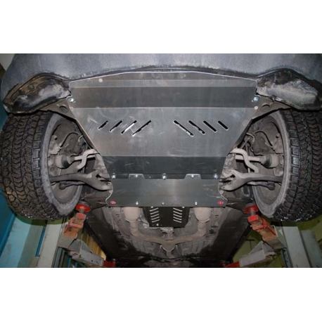 Infiniti FX 35 (cover under the engine) 3.5 - Metal sheet
