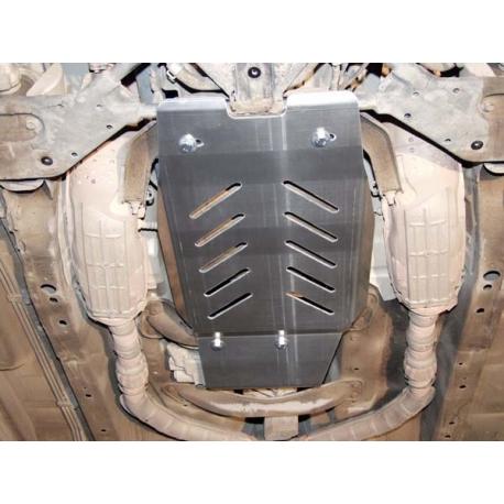 Infiniti G 35 X / Q 50 / Q 60 (Cover the automatic transmission) 3.5, 3.7 - Aluminium