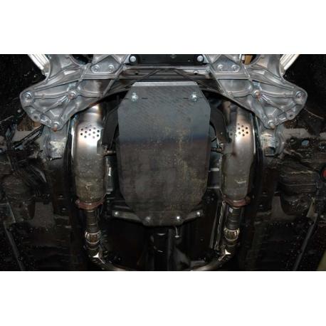 Infiniti M 25 (Cover the automatic transmission) 2.5 AT - Aluminium