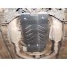 Infiniti M 35 / Q 70 (Cover the automatic transmission) 3.5 - Aluminium