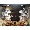 Infiniti QX 56 (Cover the automatic transmission) 5.6 - Aluminium
