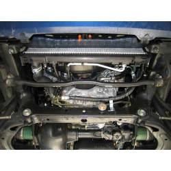 Isuzu D - Max (cover under the gearbox) 2.5 TD, 3.0 TD - Aluminium