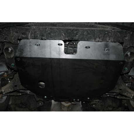 KIA Carens (cover under the engine and gearbox) - Metal sheet