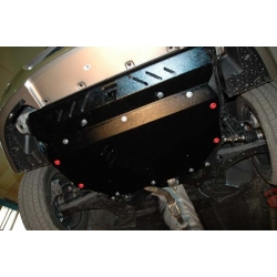 KIA Cerato (cover under the engine and gearbox) - Metal sheet