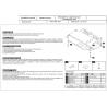 KIA Cerato Kryt pod motor a převodovku 1.6, 2.0 - Plech