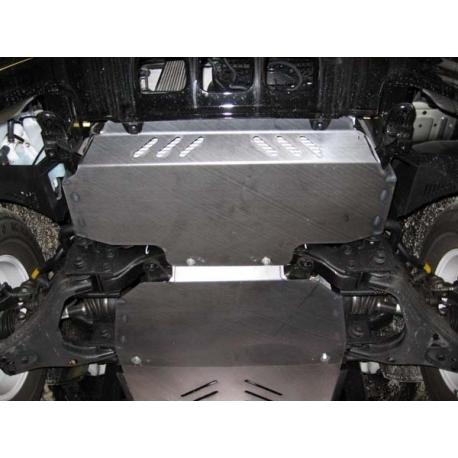 KIA Sorento (cover under the engine) - Metal sheet