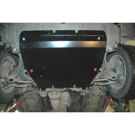 KIA Sorento (cover under the engine and gearbox) - Metal sheet
