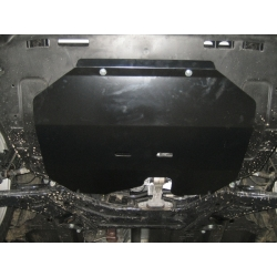 KIA Sportage III (cover under the engine and gearbox) 2.0 - Metal sheet