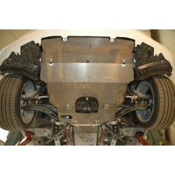 Lexus IS 250 C (cover under the engine) 2.5 AT - Metal sheet