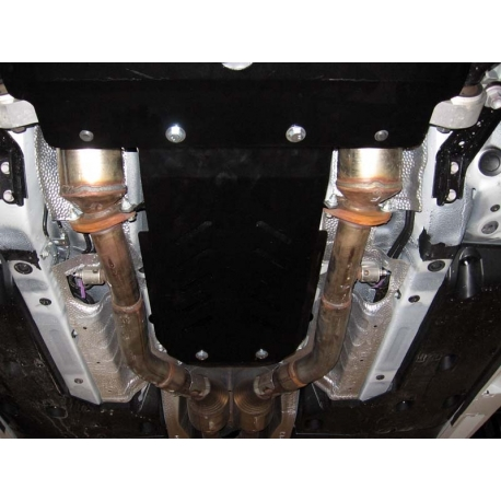 Lexus IS-F (Cover the automatic transmission) 5.0 - Metal sheet