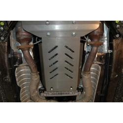Lexus SC 430 (Cover the automatic transmission) 4.3 - Aluminium