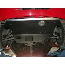 Mazda 121 Kryt pod motor a převodovku 1.3, 1.8 D - Plech