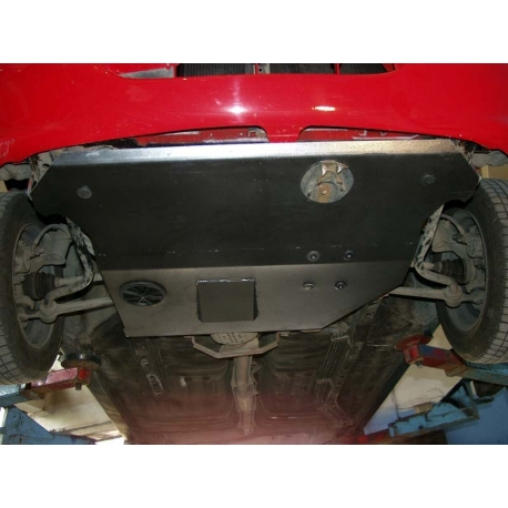 Mazda 121 (cover under the engine and gearbox) 1.3, 1.8 D - Metal sheet