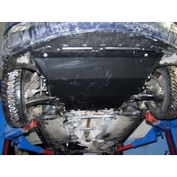 Mazda 3 (cover under the engine and gearbox) 1.6 D, 2.0 - Metal sheet