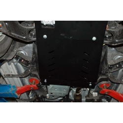 Mazda BT - 50 (cover under the gearbox) - Metal sheet