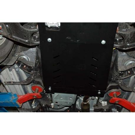 Mazda BT - 50 (cover under the gearbox) - Aluminium