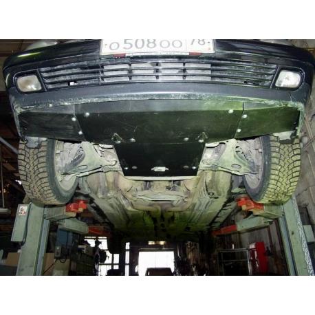 Mercedes-Benz E-Klasse (cover under the engine) 2.0 - 4.2, 2.2D - 3.2D - Metal sheet