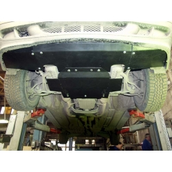 Mercedes-Benz E-Klasse (cover under the engine) 3.2 4-matic - Metal sheet