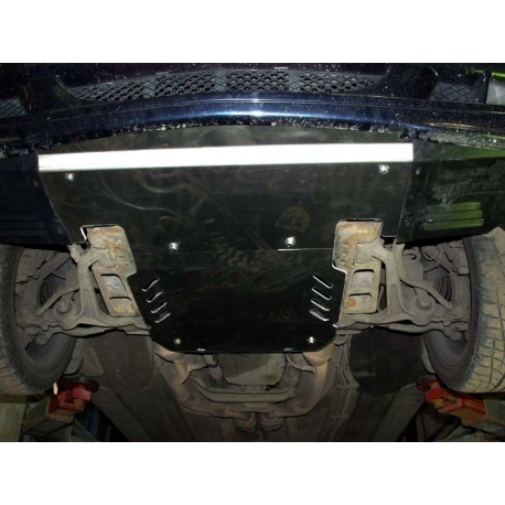 Mercedes-Benz E-Klasse (cover under the engine) 4.3 4-matic - Aluminium