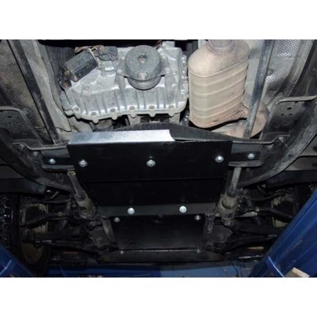 Mercedes-Benz M-Klasse (cover under the gearbox) 2.3 - Metal sheet