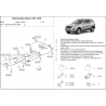 Mercedes-Benz M-Klasse (cover under the engine and gearbox) 3.5 - Metal sheet
