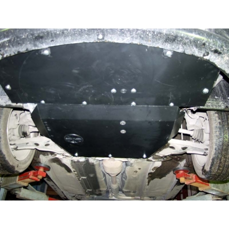 Mitsubishi Eclipce (cover under the engine and gearbox) 2.4 - Metal sheet