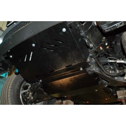 Mitsubishi L 200 (cover under the engine) - Aluminium