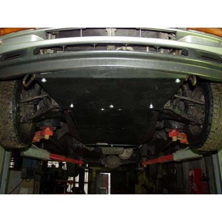 Nissan Serena Kryt pod motor a převodovku 2.0 16V (4WD) - Plech