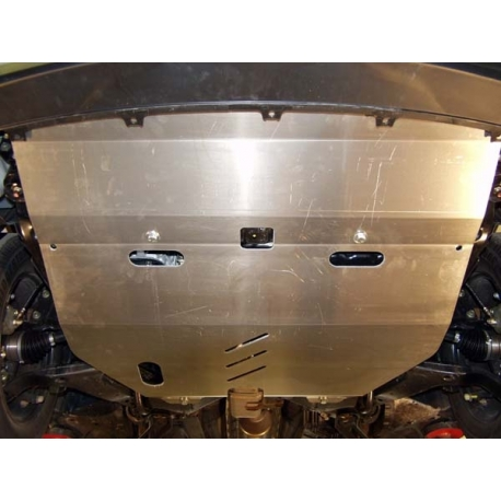 Nissan Teana (cover under the engine and gearbox) 2.0, 3.5 - Metal sheet