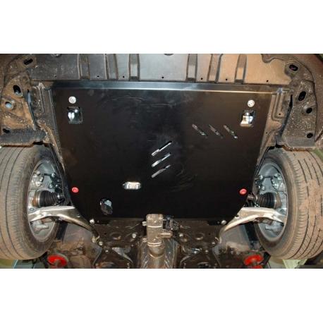 Nissan Teana Kryt pod motor a převodovku 3.5 - Hliník