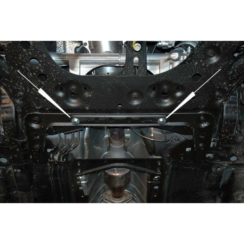 nissan tiida gearbox pump nissan tiida (cover under the engine and gearbox) 1.6 ... #7