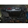 Nissan X-Trail (cover back section) - Metal sheet