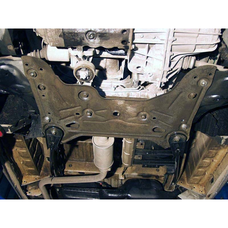 Opel Vivaro Cover Under The Engine And Gearbox 1 9 Td 2