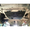 Renault Koleos (cover under the engine and gearbox) - Metal sheet