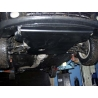 Rover 400 (cover under the engine and gearbox) - Metal sheet