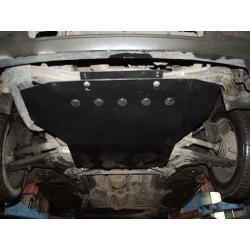 Seat Arosa Motor und Getriebeschutz - Stahl