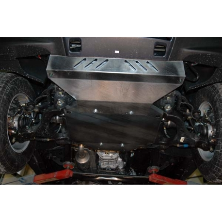 Ssang Yong Actyon (cover under the engine) 2.0 TD, 2.3 - Metal sheet
