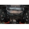 Ssang Yong Actyon Sports (cover under the engine) 2.0 TD - Metal sheet