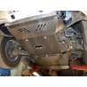 Ssang Yong Kyron (cover under the gearbox) 2.0 TD, 2.0 Xdi, 2.3, 2.7 Xdi - Aluminium