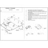 Subaru Forester Unterfahrschutz 2.0 - Alluminium