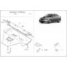 Subaru Impreza kryt pod motor 1.5, 2.5 - Hliník