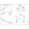 Subaru Legacy IV Unterfahrschutz 3.0 - Alluminium
