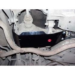 Subaru Legacy IV (Schutz für Differential hintere Achse) 2.0, 2.5, 3.0 - Alluminium