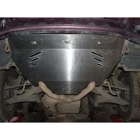 Subaru Legacy Unterfahrschutz 2.5 - Alluminium