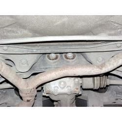 Subaru Tribeca (Kryt diferenciálu zadní náprava) - Hliník
