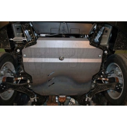 Suzuki Grand Vitara XL-7 Kryt pod motor a převodovku 3.6 - Hliník