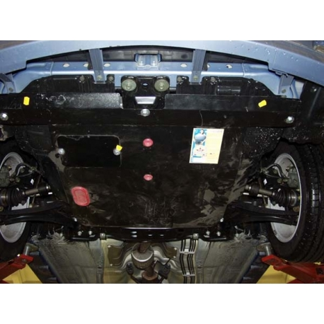 Suzuki Liana (cover under the engine and gearbox) - Metal sheet
